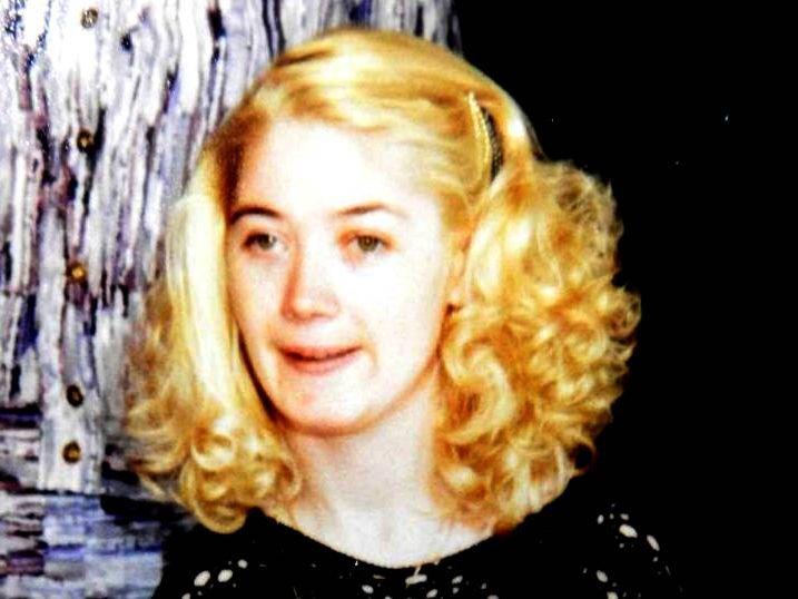 Disability care recipient Ann Marie Smith.