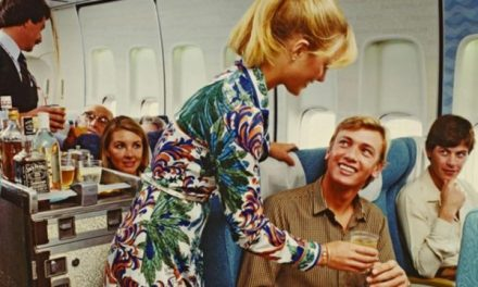 Qantas drinks trolleys fly out the door as airplane memorabilia hits fever-pitch