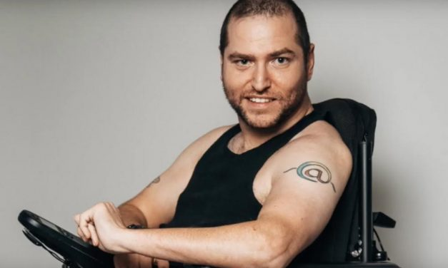 Tackling taboo: Andrew Gurza lifts the lid on disability and sexuality