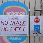 What does the law say about businesses refusing entry to maskless patrons?