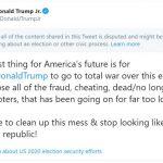 Donald Trump's sons lash out, as Republicans abandon troubled ship
