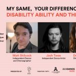 My Same, Your Difference: Disability, Ability And The Body – Accessible Arts