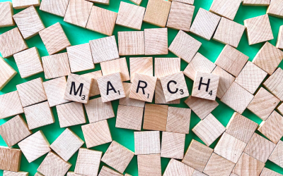 What's Coming Next Month: March 2021